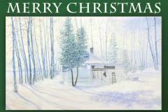 Merry Christmas | Sponsor: C&A Steel | Artist: John Stopciati