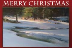 Merry Christmas | Sponsor: Manitoulin Transport | Artist: Sue Lampinen