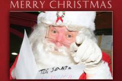 Merry Christmas | Sponsor: UFCW Locals 175 & 633 | Artist: Gino Donato