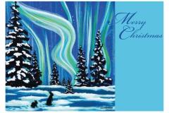 Merry Christmas | Sponsor: Dalron | Artist: Gig Laurin