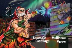 Season's Greetings - Meilleurs Voeux | Sponsor: Delta Bingo | Artist: Matt Nupponen