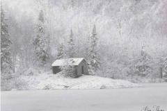 Merry Christmas | Sponsor: Sudbury Food Bank | Artist: Ray Thoms
