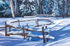 Season's Greetings | Sponsor: Sudbury Integrated Nickel Operations | Artist: Helen Townend