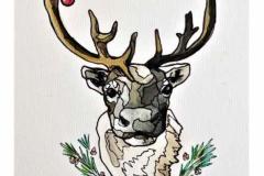 Season's Greetings | Sponsor: UFCW Locals 175 & 633 | Artist: Miranda Virtanen